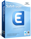 Wondershare SafeEraser, iPhone Data Eraser - box