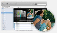 Wondershare Data Recovery for Mac, Mac Data Recovery - Preview before data recovery