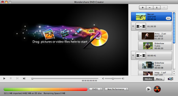 Burn iMovie 11 to DVD