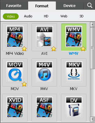 how to convert mp4 to wmv no download