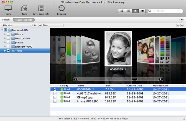Data Recovery for Mac - Mac Data Recovery